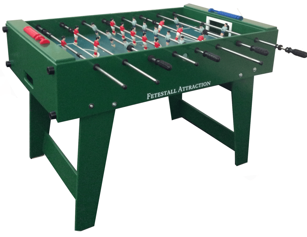 table football game for hire weddings and event midlands