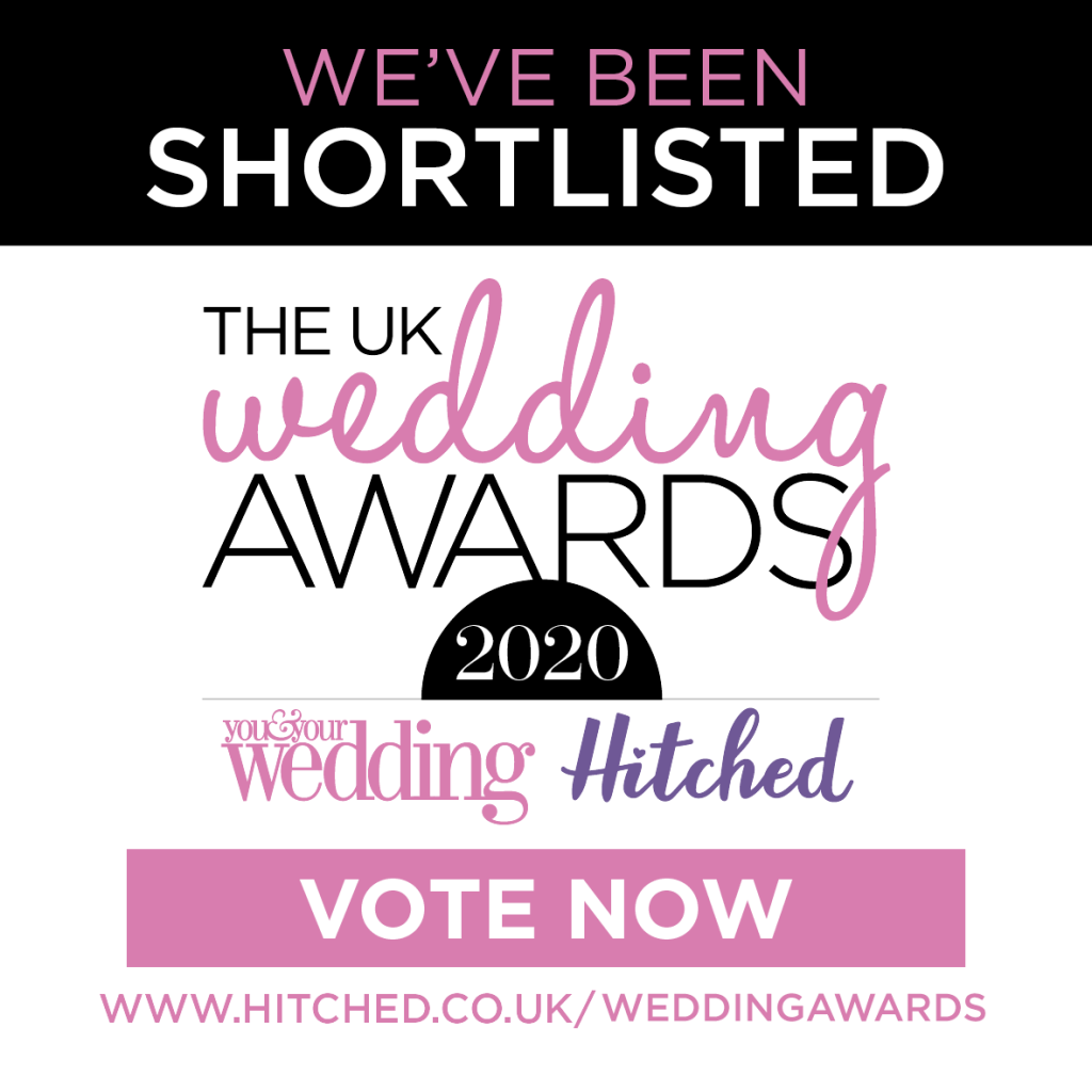 Award nomination, hitched best non musical wedding entertainment