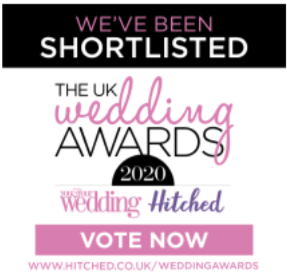 hitched wedding awards nomination best non-musical entertainment